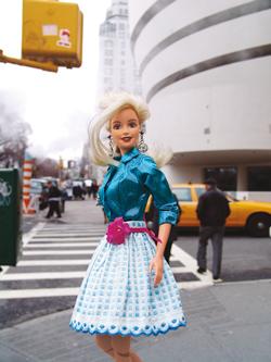 Carrie Bradshaw Newyorkaise