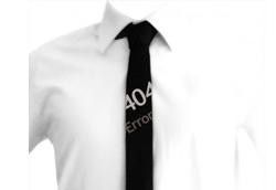 cravate erreur 404
