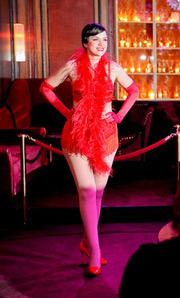 lay flo burlesque